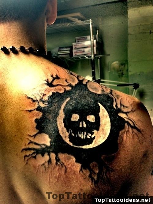 Gears Of War Tattoo Top Tattoo Ideas