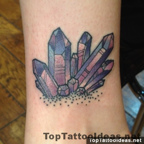 Crystal Tattoo