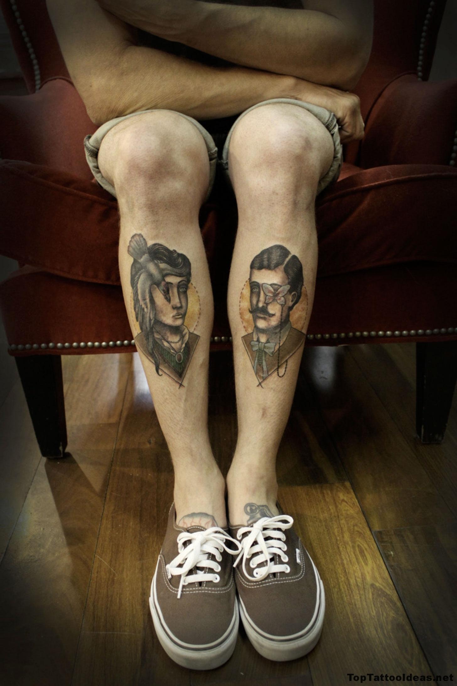 Cool Idea For Tattoo Idea