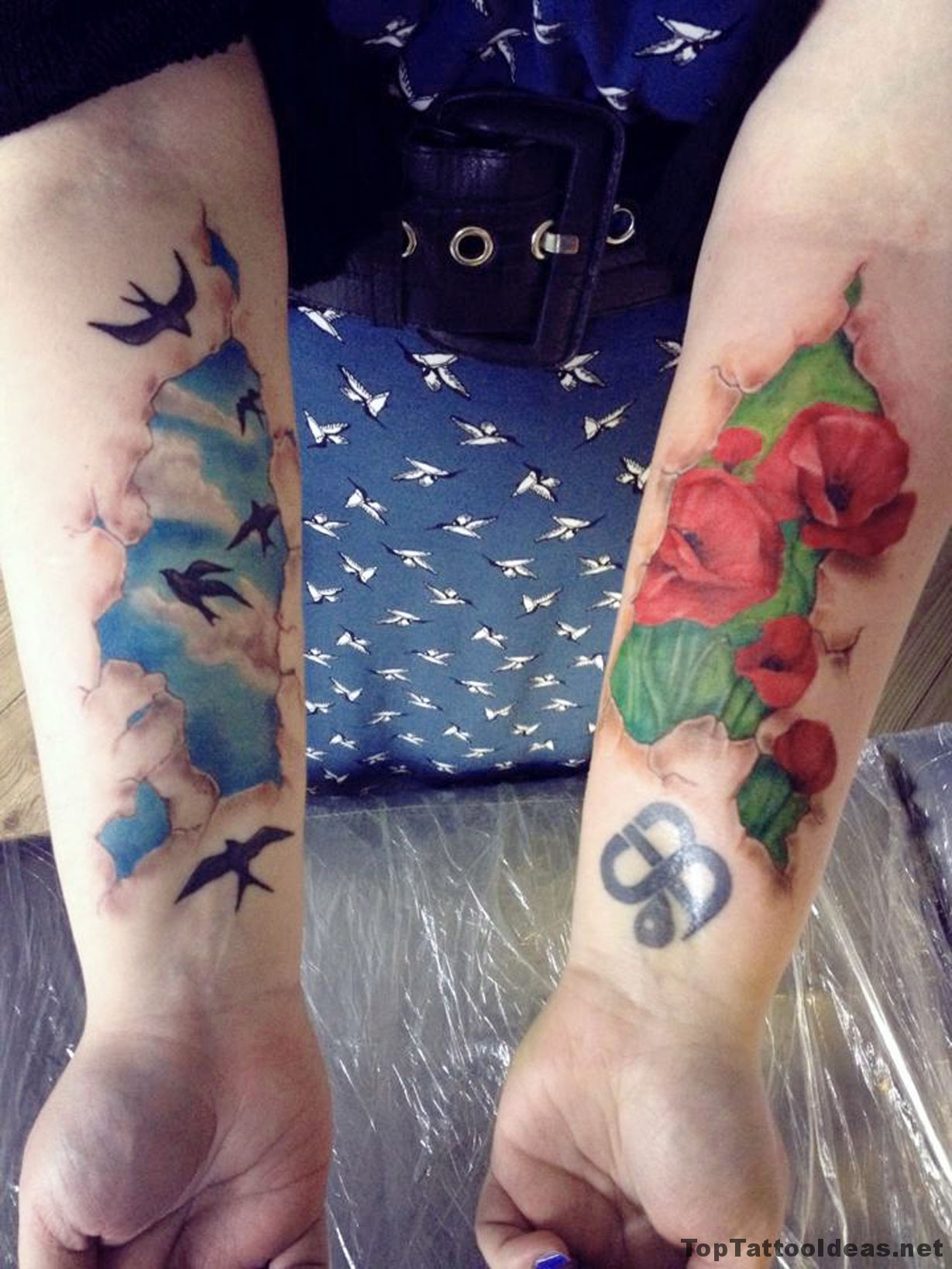Nice Arm Tattoos Tattoo Idea