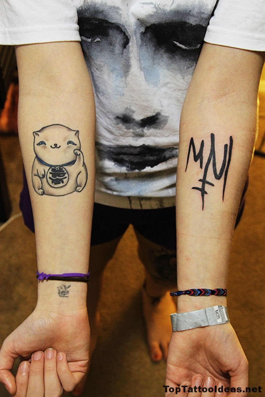 Cute Arm Tattoos Tattoo Idea