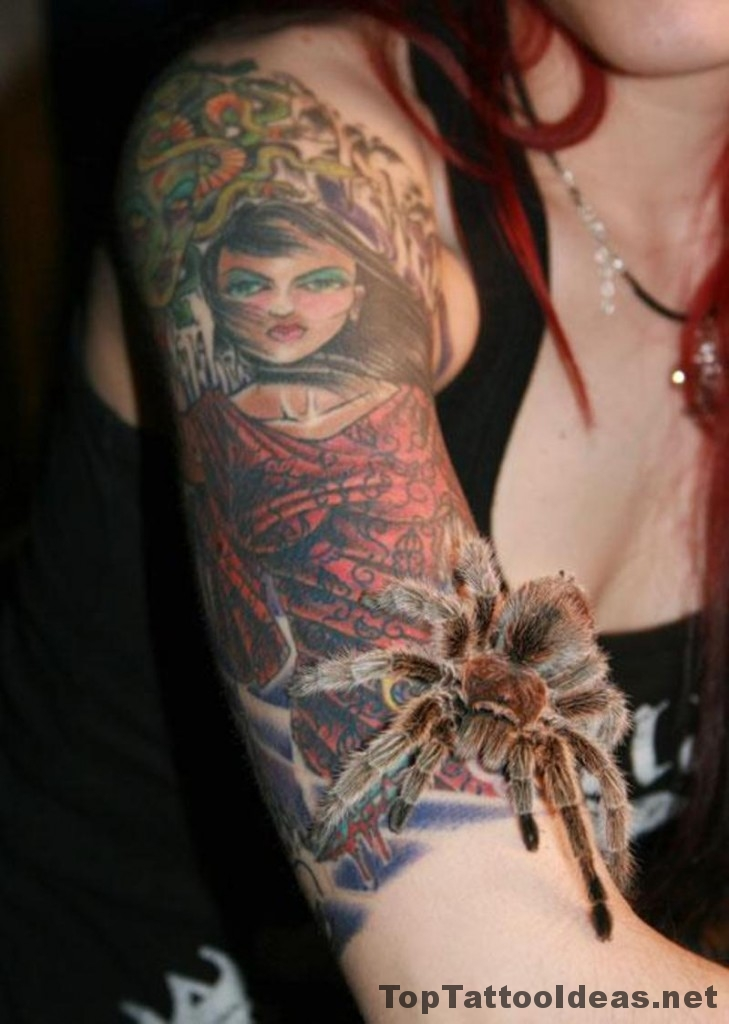 Nice Female Forearm Tattoos