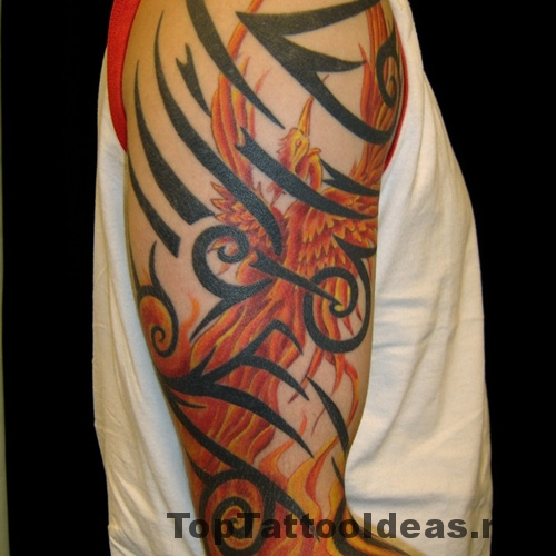 Popular Tattoos For Men On Arm Sleeves