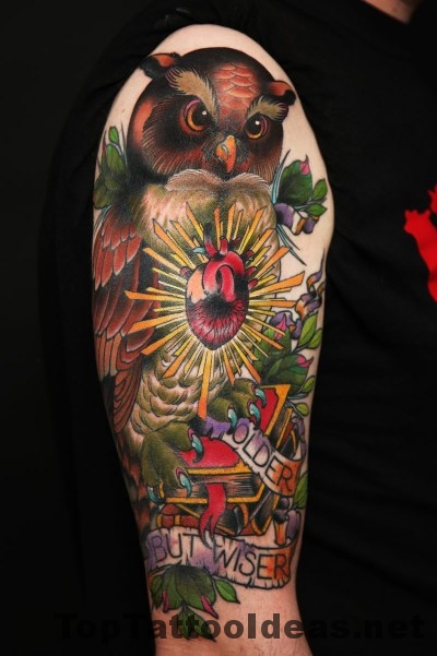 Best Upper Arm Tattoos For Men Top Tattoo Ideas