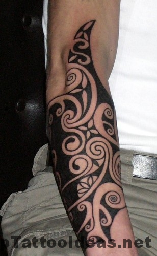 Cool Forearm Tattoos