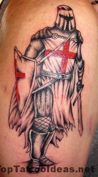 Nice Idle Hand Tattoo