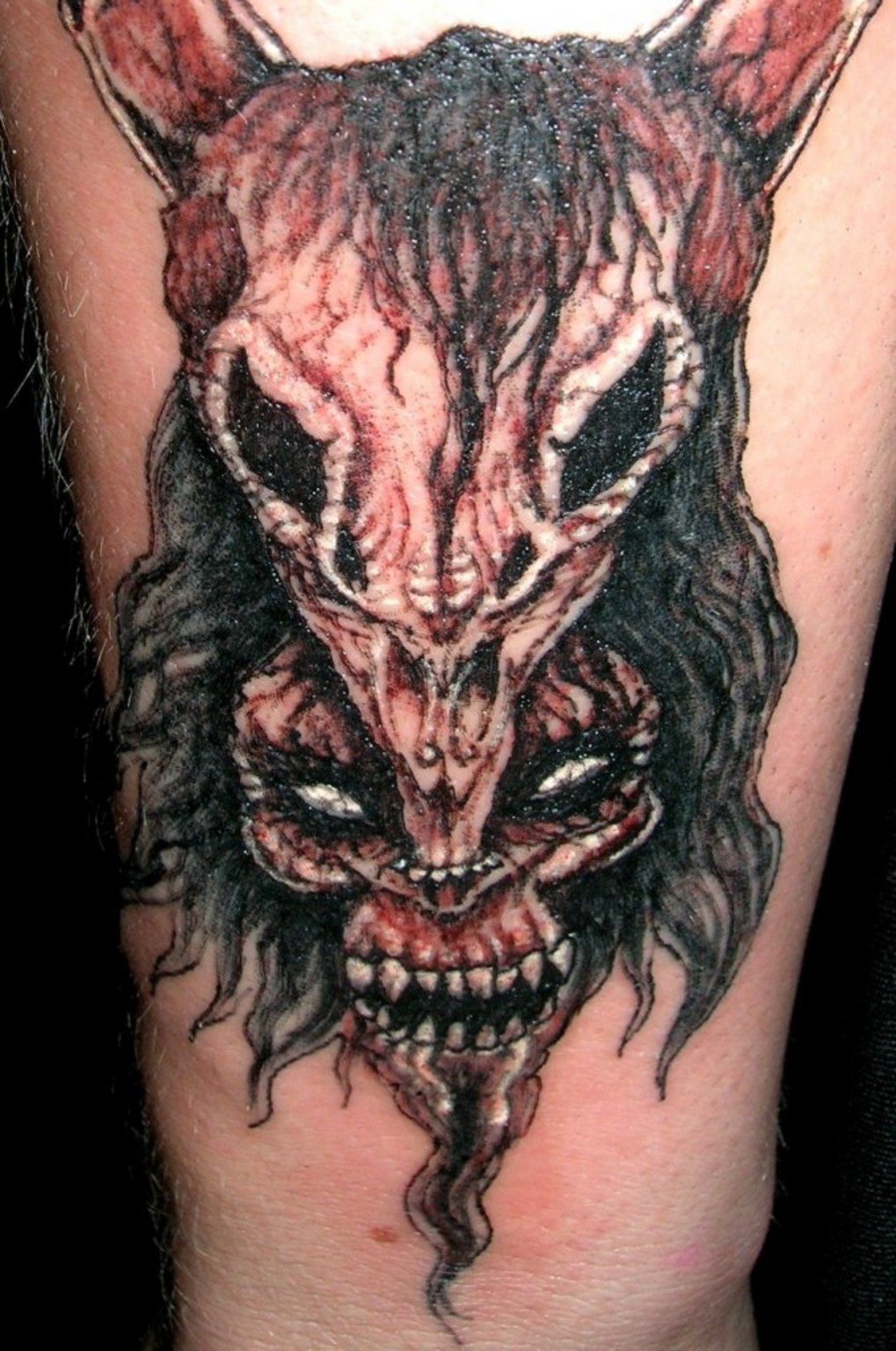 Amazing Demon Tattoos For Men