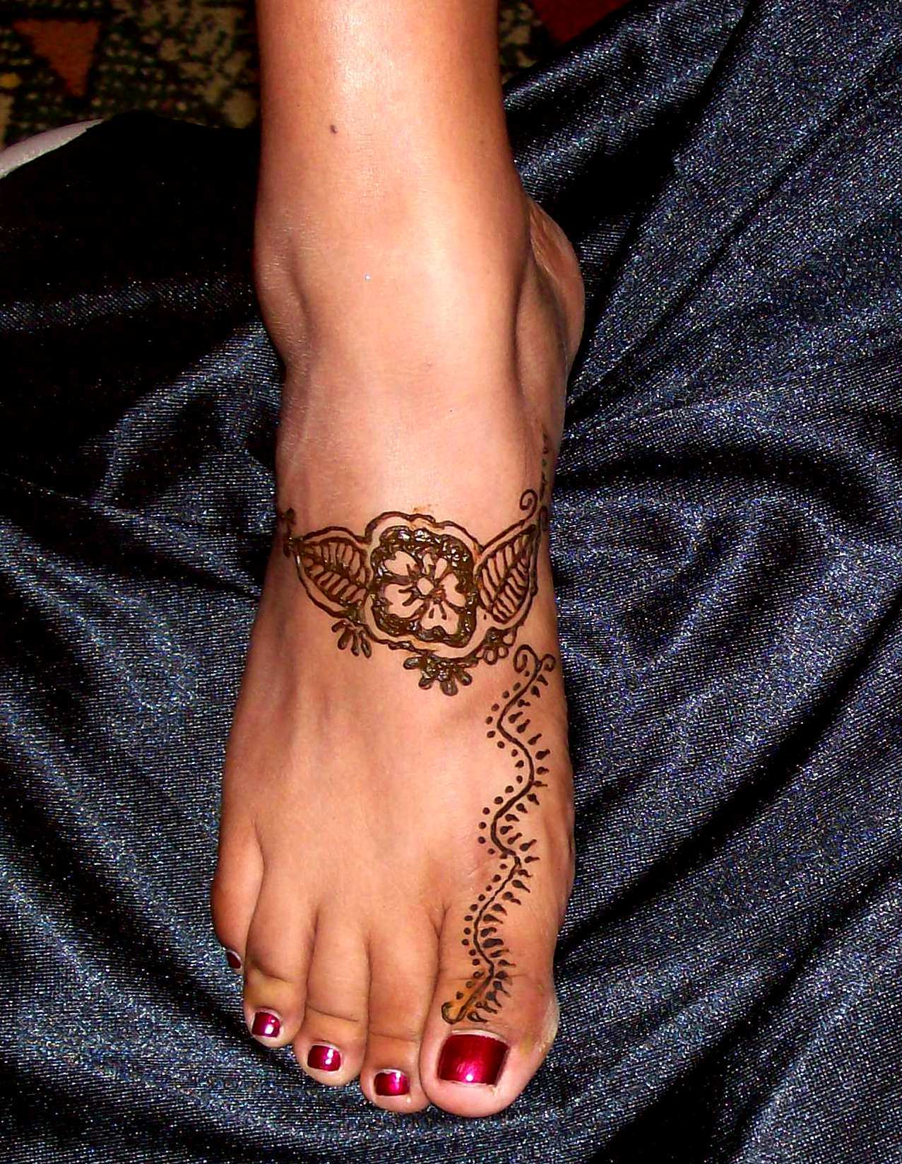 Henna Tattoos Designs