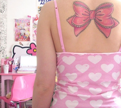Tumblr Tattoos Bows